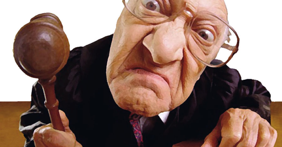 Le ingerenze del giudice Franco Lardelli